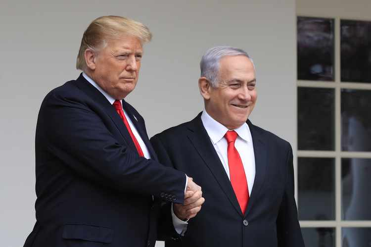 American Withdrawal and the Future of Israeli Security