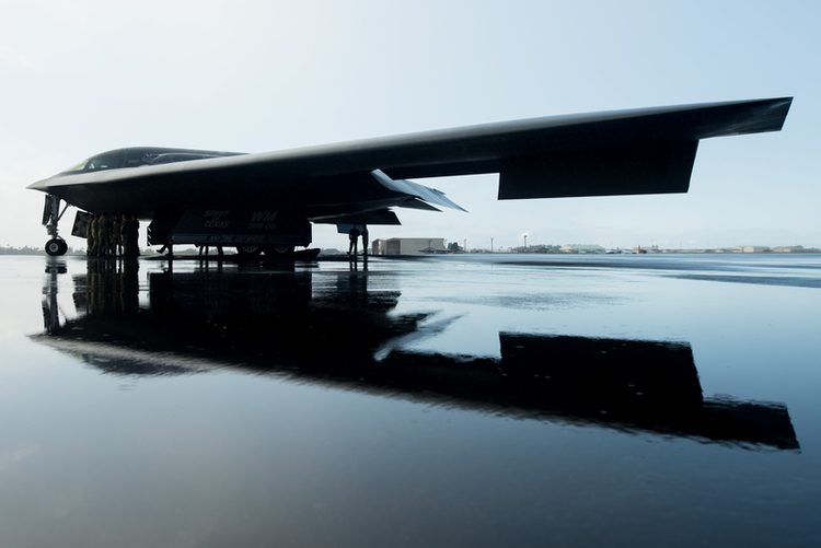 Learning to Fly the B-2 Stealth Bomber