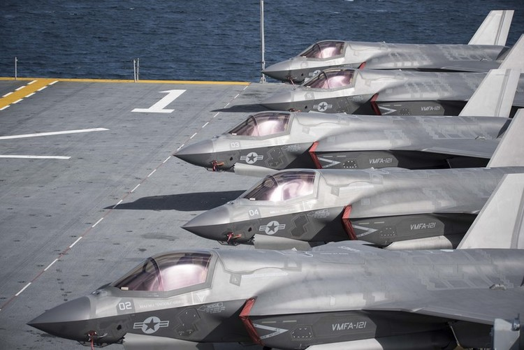 Can the U.S. Marine Corps Use F-35s to Wage Electronic Warfare?