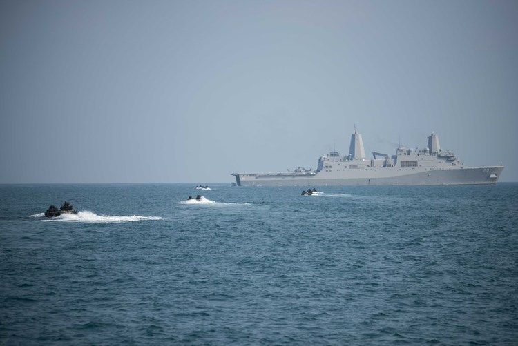 China Denies Hong Kong Port Visit for U.S. Navy Ships Amid Tensions
