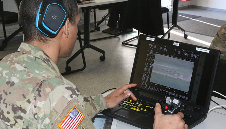 Army Acquires Virtual Trainer for Stryker Crews