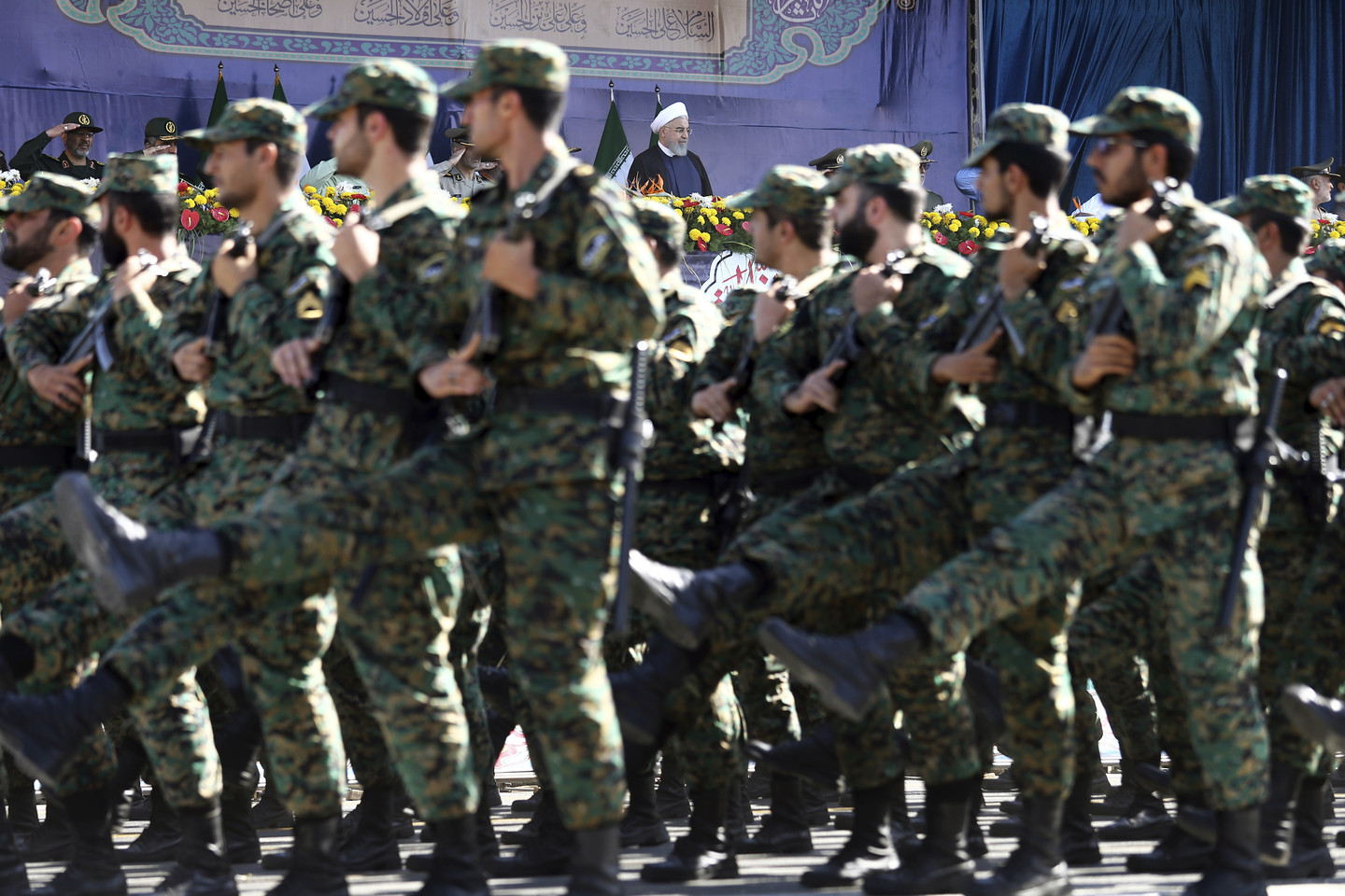 Iran's Reserve of Last Resort: Uncovering the Islamic Revolutionary Guard Corps Ground Forces Order of Battle