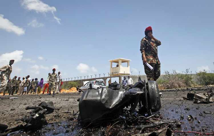 U.S. Military Mission in Somalia Could Take Seven Years to Complete