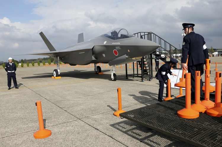 U.S. Scrambles to Keep F-35 Secrets Safe From Russia, China
