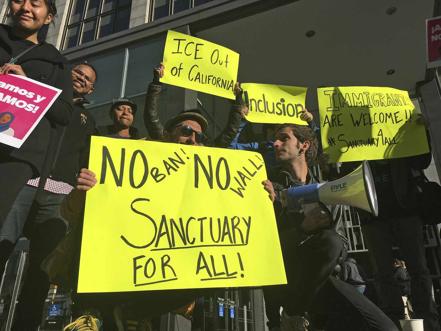Trump's Sanctuary Threat Could Answer Immigrants' Prayers