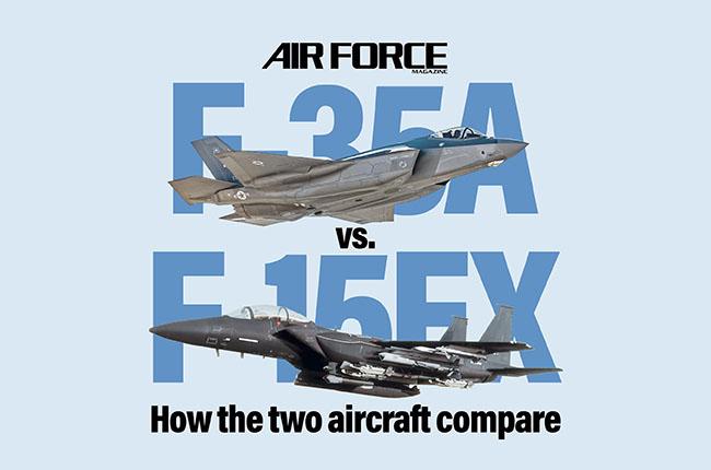 F-15EX vs. F-35A