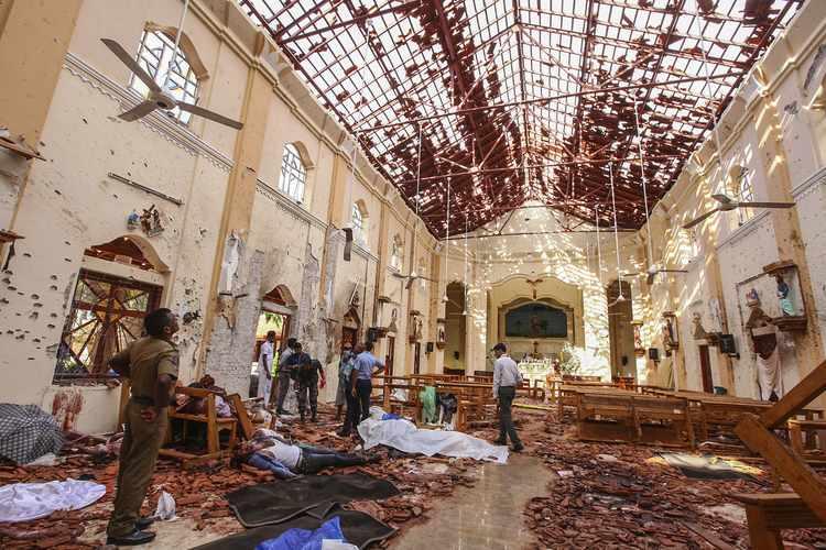 Sri Lanka Terror Vindicates Pompeo-Trump Warnings