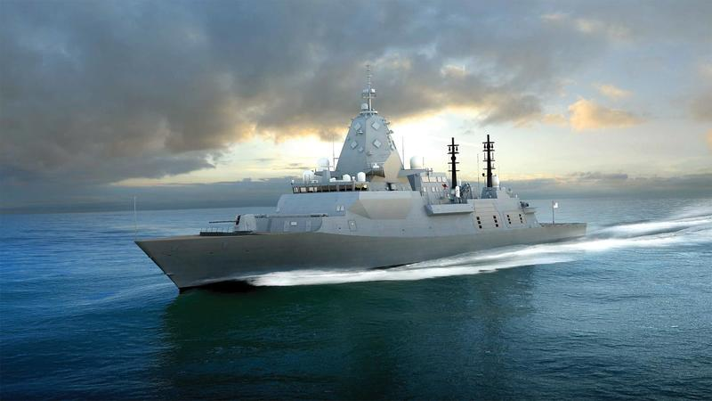 Buying the Type 26 Frigate Might Make Sense
