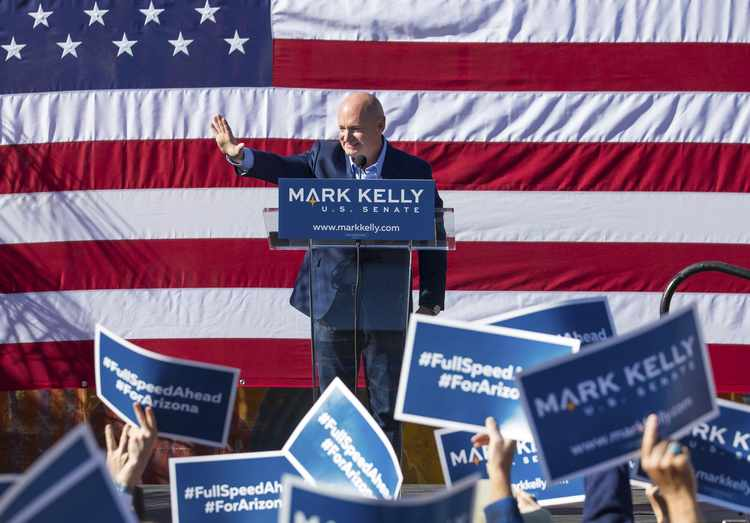 McSally, Kelly Move On to Set Up Hot...