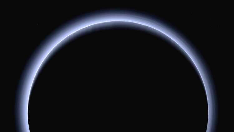 Pluto's Strange Atmosphere Just Collapsed