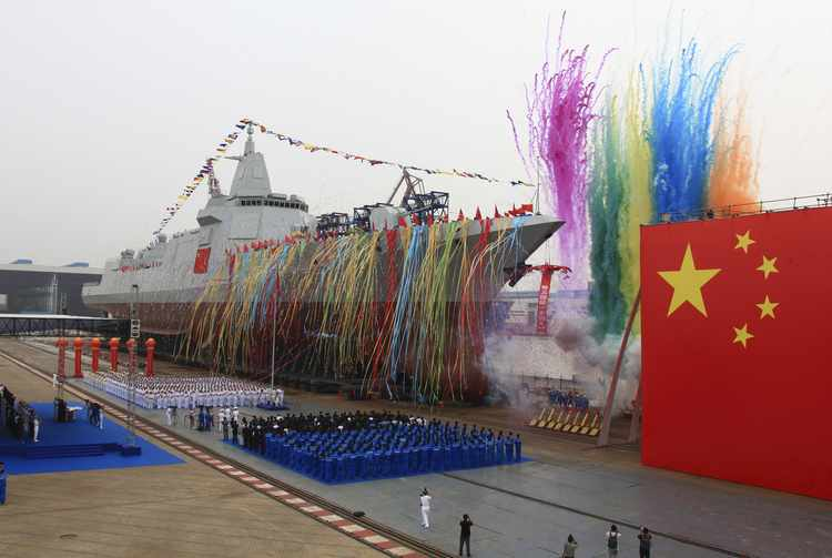 The Invisible Threat to China's Navy: Corruption