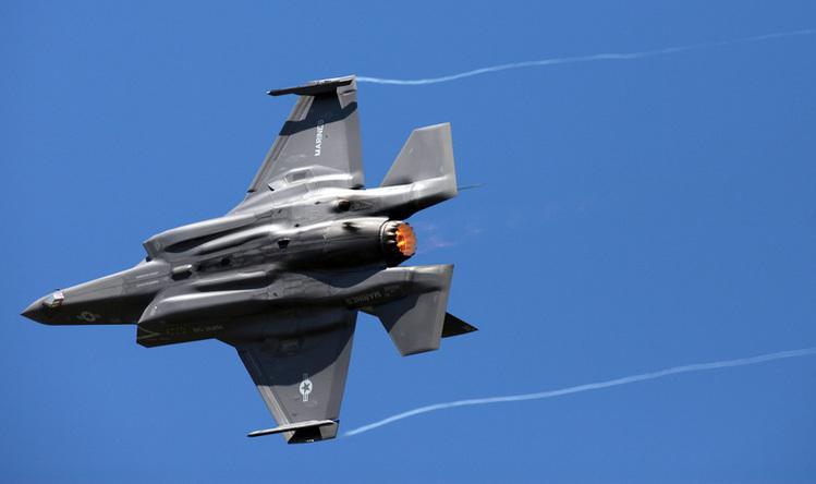 Navy Looking to Laser Shock Peening to Improve F-35 Stealth