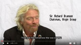 Richard Branson's Entrepreneurship Story