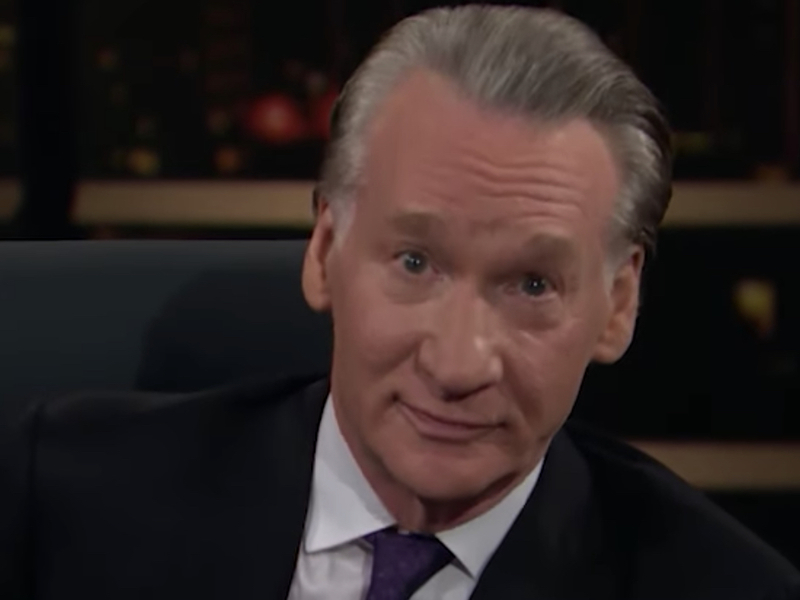 Maher to Melania Trump: Leave Trump For Another Man, He