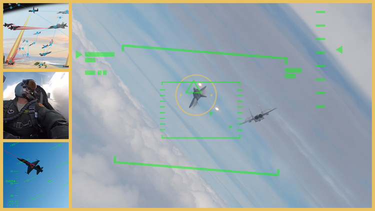 DARPA Wants to Automate Aerial Dogfighting With AI Wingman
