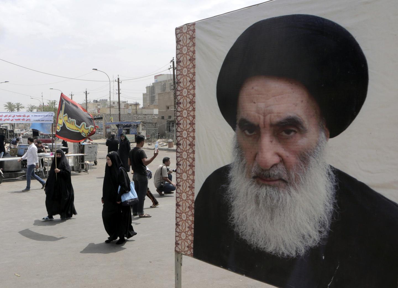 Sistani: The (Not-So) Hidden Hand Behind Iraqi Politics
