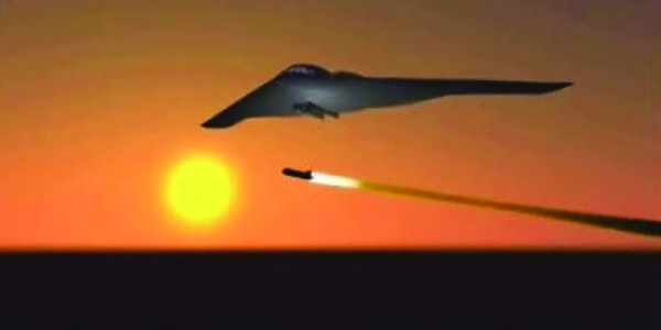 Air Force's New CHAMP Missile Zaps Adversaries