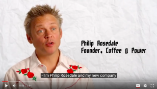 Philip Rosedale - Founder of Coffee and Power