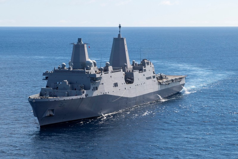 A Smart Acquisition Strategy That Can Revitalize the U.S. Amphibious Warfare Fleet