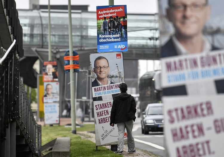 The European Election Campaign in Germany