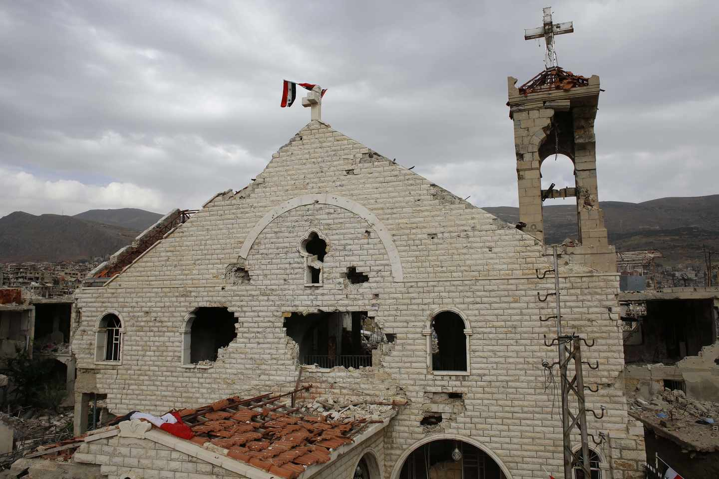 Religious Freedom in NE Syria Can Counter Iranian Threat