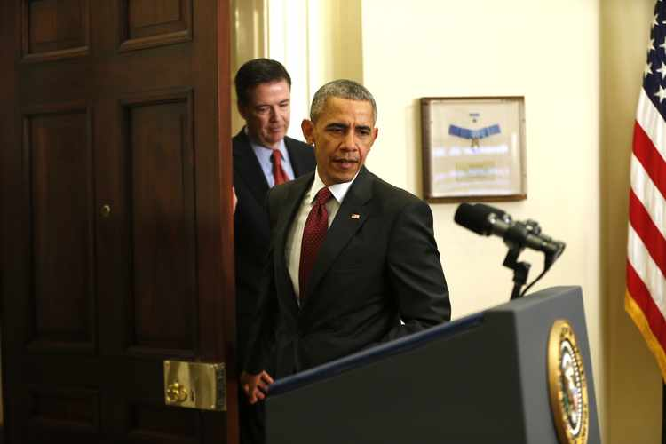 Why Did Obama Let Comey Brief Trump on the Dossier?