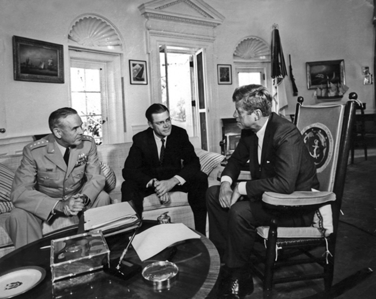 Hope as a Method: Maxwell Taylor and America's Cold War