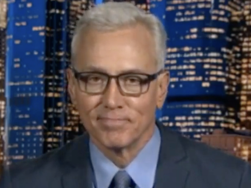Dr. Drew Pinsky: Entire Population of California Could Fall Victim To Bubonic Plague Due To Homelessness