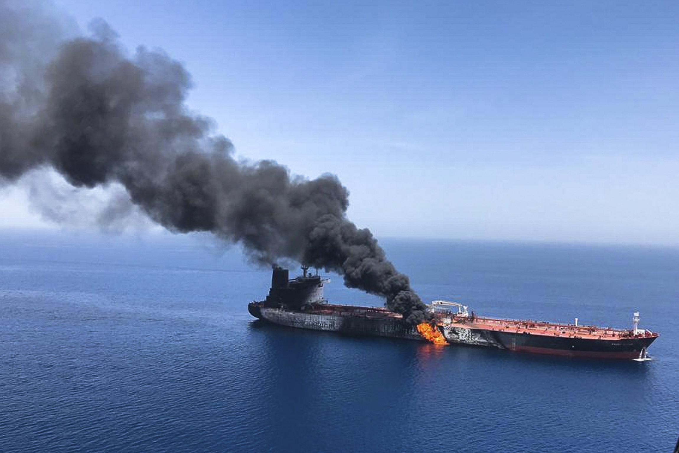 Iran Decides Its Best Defense Is Bravado