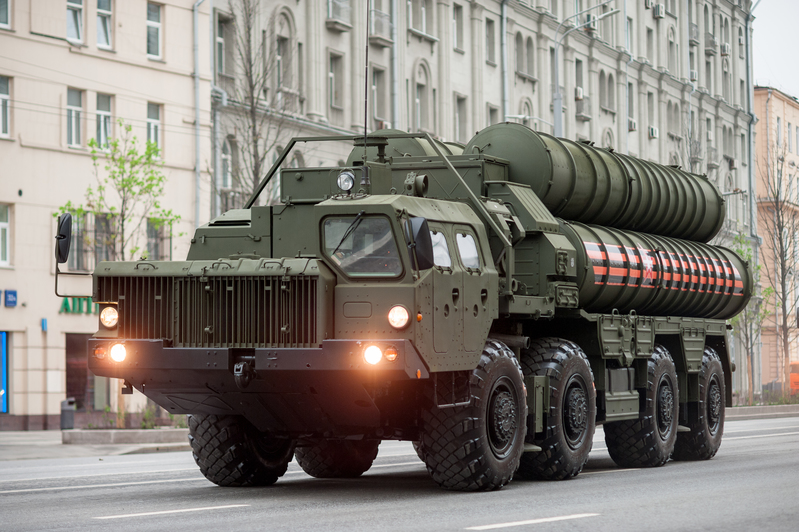 Russian Hybrid Warfare and the S-400