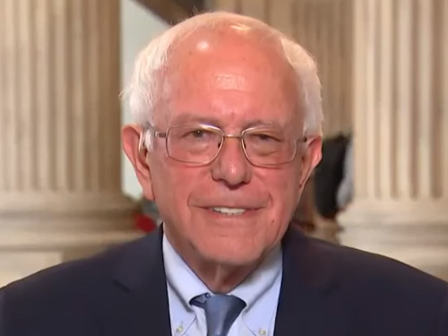 Bernie Sanders: I Don't Accept The Claim That Iran Is Behind Oil Tanker Attack