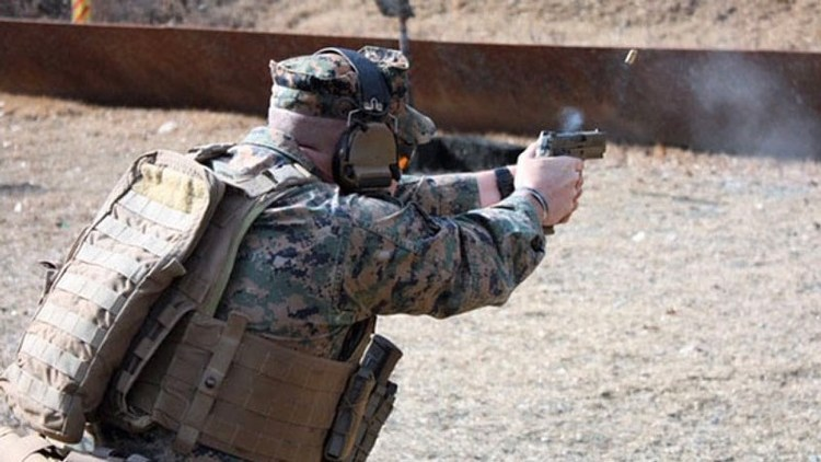 U.S. Marine Corps to Adopt M18 as Official Duty Pistol
