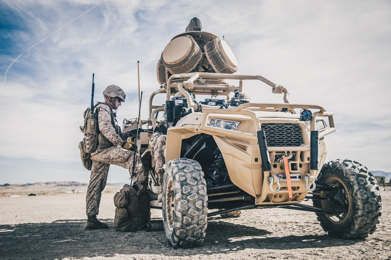 Electronic Warfare Is Becoming the Most Lethal Counter Drone Technology