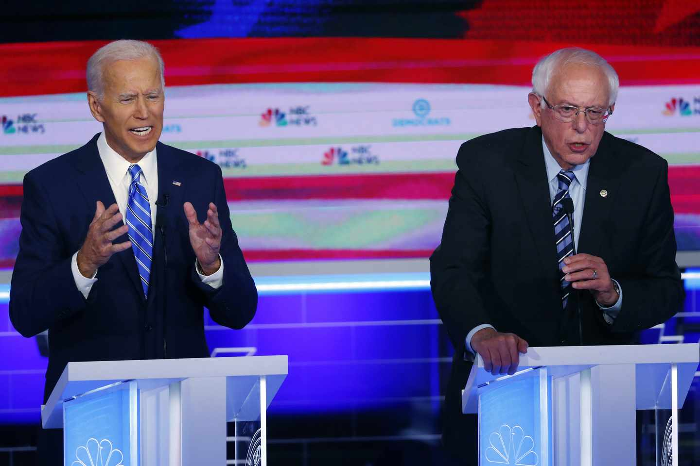 Ranking the 2020 Democratic Candidates by Media Coverage