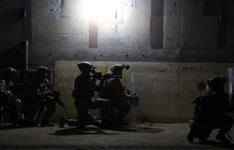 The Army Is Preparing to Go Underground