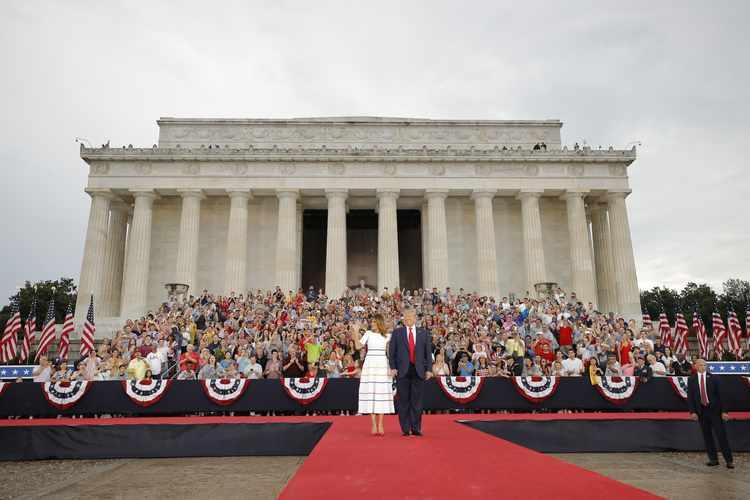 Image result for Trump's Patriotism vs. the New Anti-Americanism
