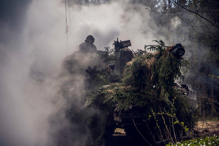 U.K. Poised to Form First Strike Brigade