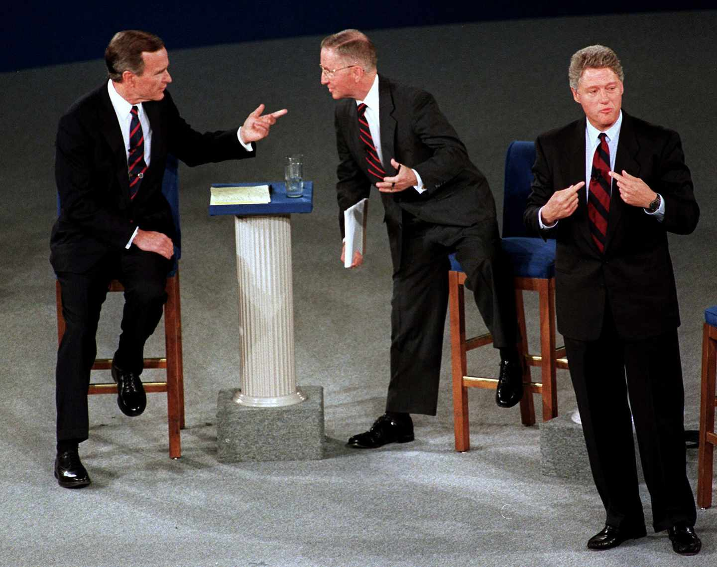 We Don't Know Whether Perot Cost Bush in 1992