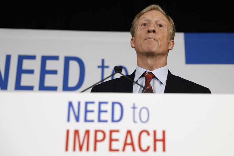 Steyer: From Impeachment Agitator to 2020 Candidate