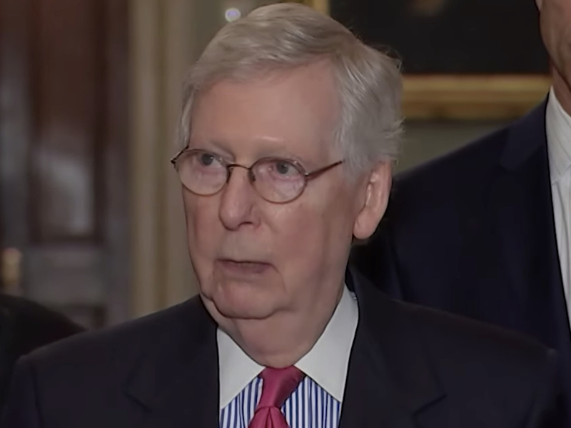 CNN Reporter to McConnell: Would It Be Racist To Tell Your Immigrant Wife To Go Back?