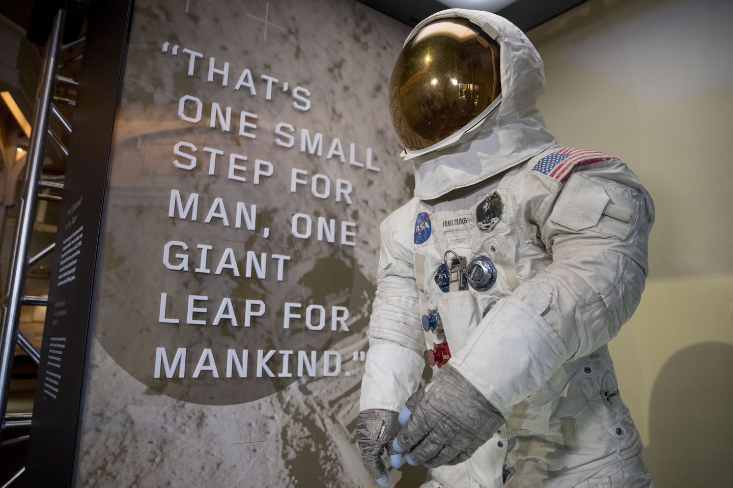Did We Mishear Neil Armstrong's First Words on the Moon?