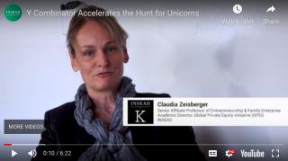 Y Combinator Accelerates the Hunt for Unicorns