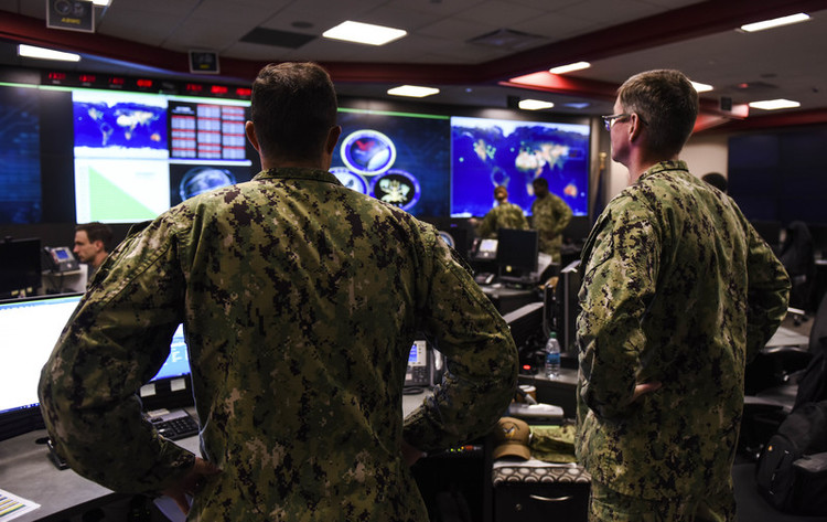 Navy Moving Ahead to Create Special Cyber Office