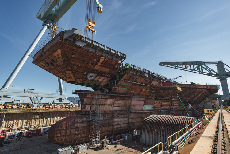 5 Problems That Could Torpedo America's Naval Shipbuilding Capability