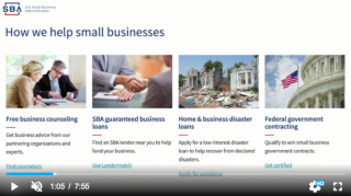 How the Small Business Administration is Helping Entrepreneurs