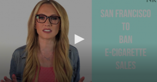 The Irony of San Francisco's New Vaping Ban
