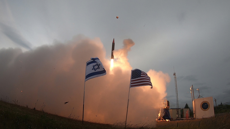 U.S.-Israeli Missile Defense Cooperation Sends Clear Message to Foes