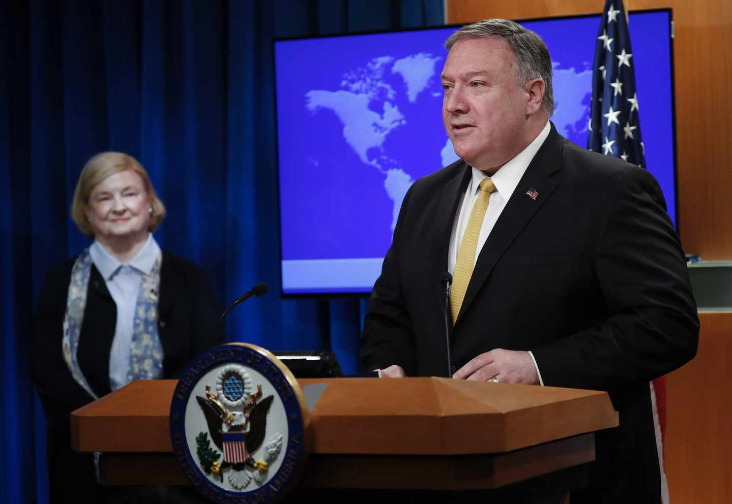 Criticisms Illustrate Need for State Dept. Human Rights Panel