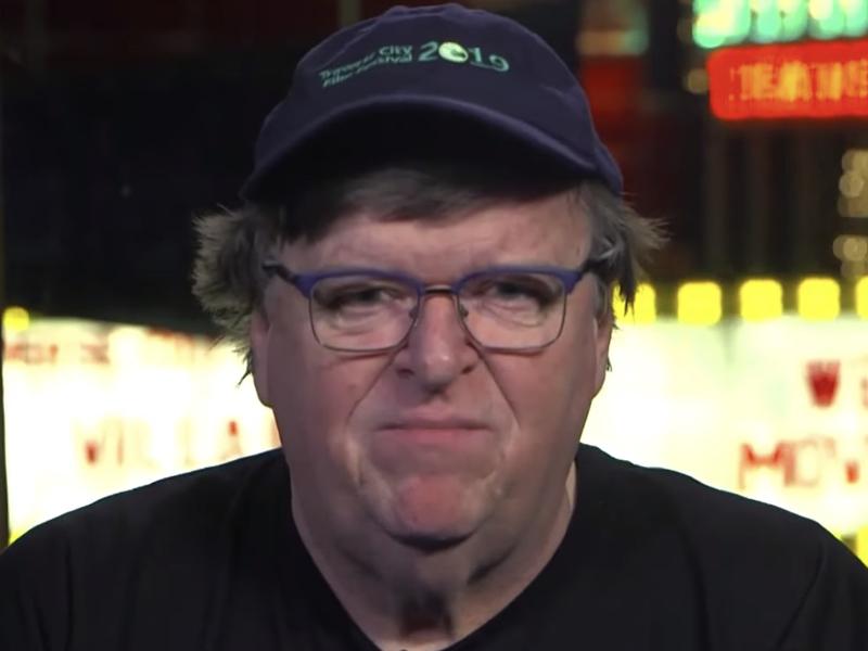 Michael Moore: To Crush Trump,