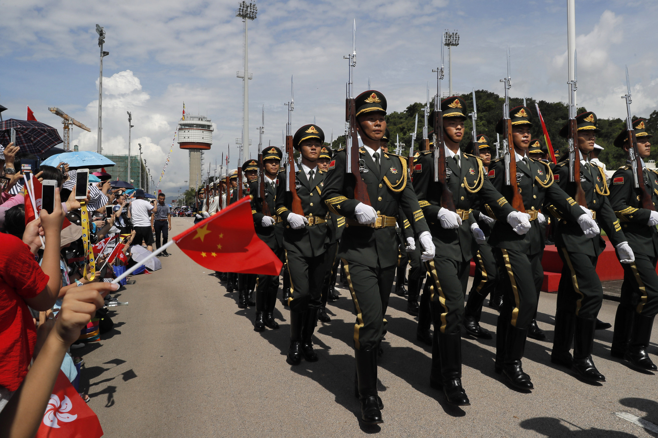 The Chinese Military Reforms and Transforms in the 'New Era'
